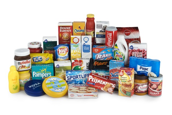 Assorted grocery products | minipackages